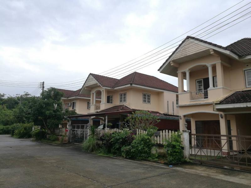 บ้านเดี่ยวสองชั้น 6000 พัทลุง เมืองพัทลุง เขาเจียก